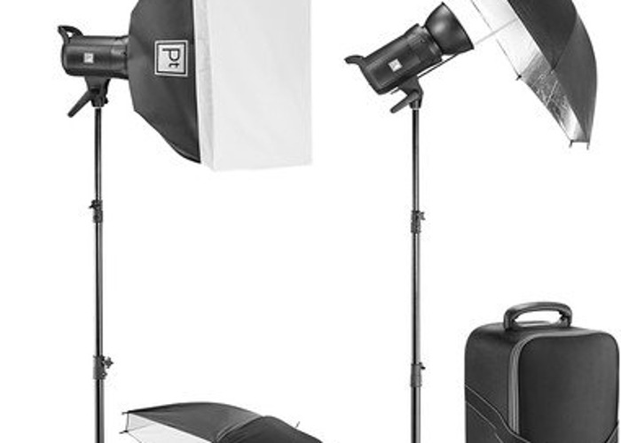 Nikon D3300 with Studio Lighting - 1