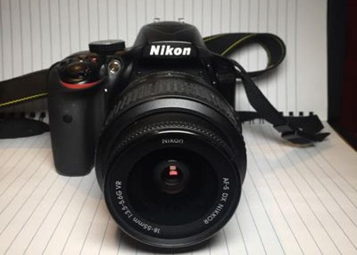 Nikon D3400 + 18-55mm lens - 2