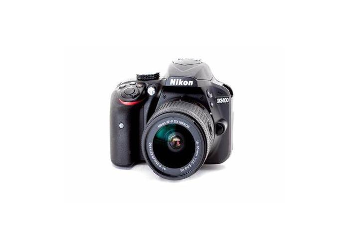 Nikon D3400 - 1
