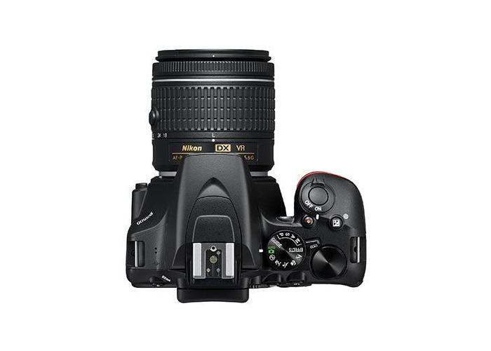 Nikon D3500 Digital SLR Camera with 18-55mm AF-P VR Lens - 2