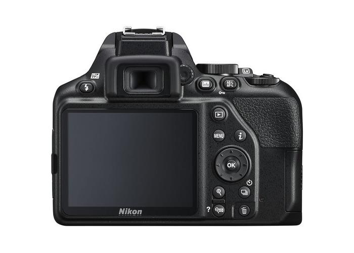 Nikon D3500 DSLR Camera with 18-55mm Lens - 2