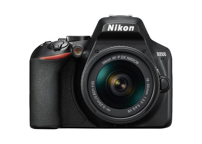 Nikon D3500 DSLR Camera with 18-55mm Lens - 1