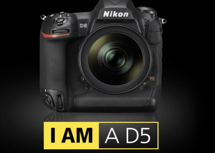 Nikon D5 + 128GB card - 1