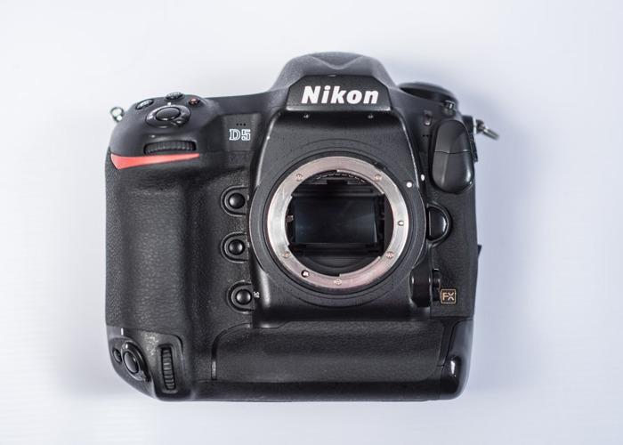 Nikon D5 - Nikons Flagship camera body. Impress your clients. - 2