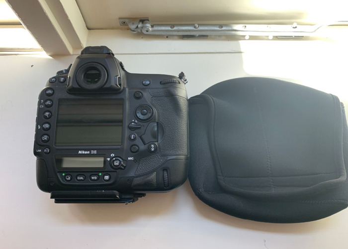 Nikon D5 Camera - Nikons top of the range pro camera - 1