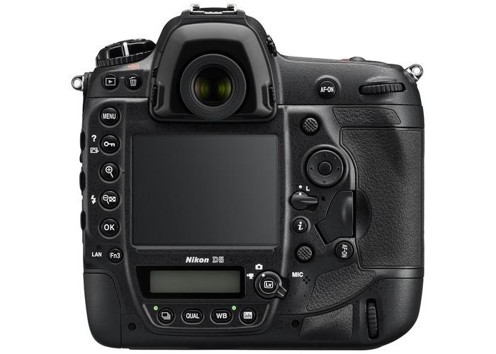 Nikon D5 DSLR Camera (Body Only, Dual XQD Slots) - 2