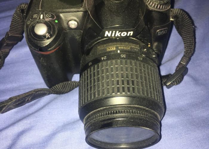 Nikon D50 Dslr - 1