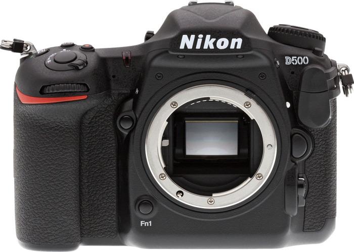 Nikon D500 + Lens - 1