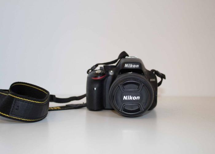 Nikon D5100 + Nikon 40mm f/2.8G AF-S DX Micro-Nikkor  - 1