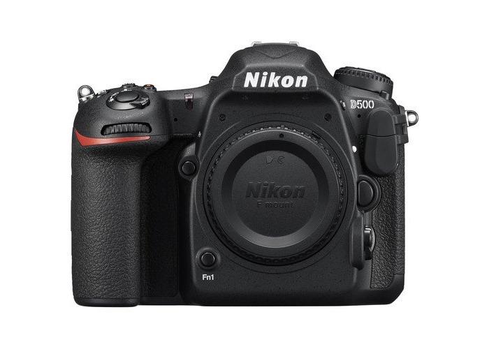 Nikon D500 21.5 MP Digital SLR Camera Body - 1