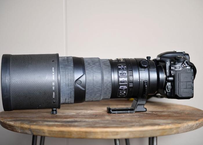 Nikon D500 DSLR + Nikon AF-S 300mm f/2.8G ED - 1