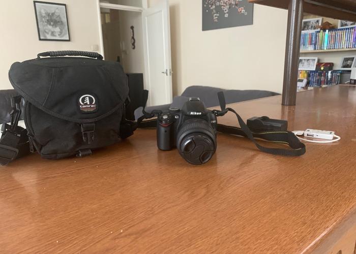 Nikon D5000 - 2