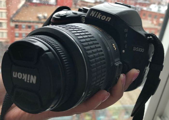 Nikon D5100 +  Zoom lens  - 2