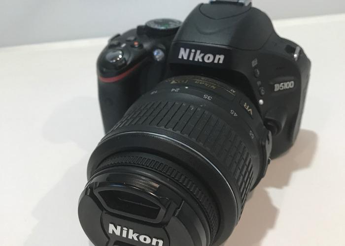 Nikon D5100 - 1