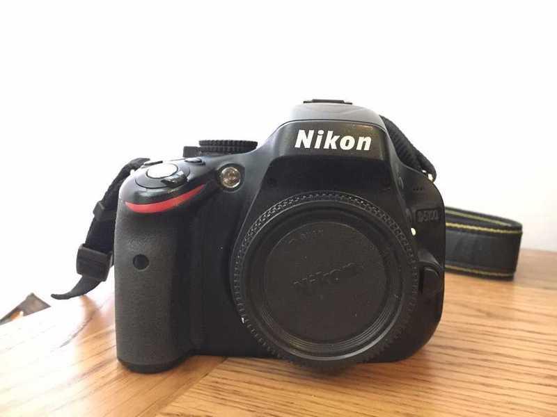 Nikon D5100 Camera (+choice of 1 lens) - 1