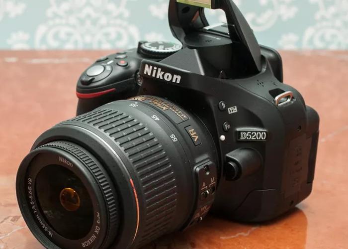 Nikon D5200 - 1