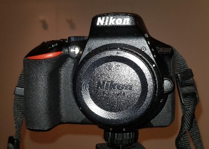 NIKON D5600 DSLR Camera Body  - 1
