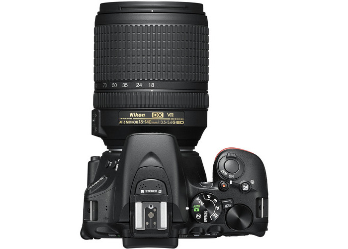 Nikon D5600 DSLR Camera with 18-140mm Lens - 2