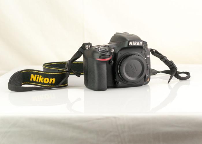 Nikon D600 full frame DSLR - 1