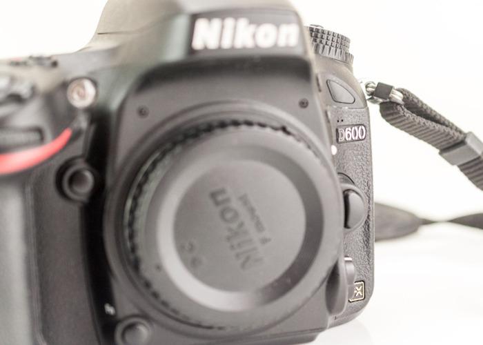 Nikon D600 full frame DSLR - 2