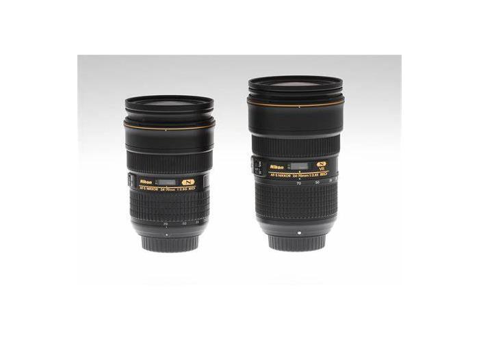 Nikon D600 with Tamron 24-70 2.8 VR lens - 1