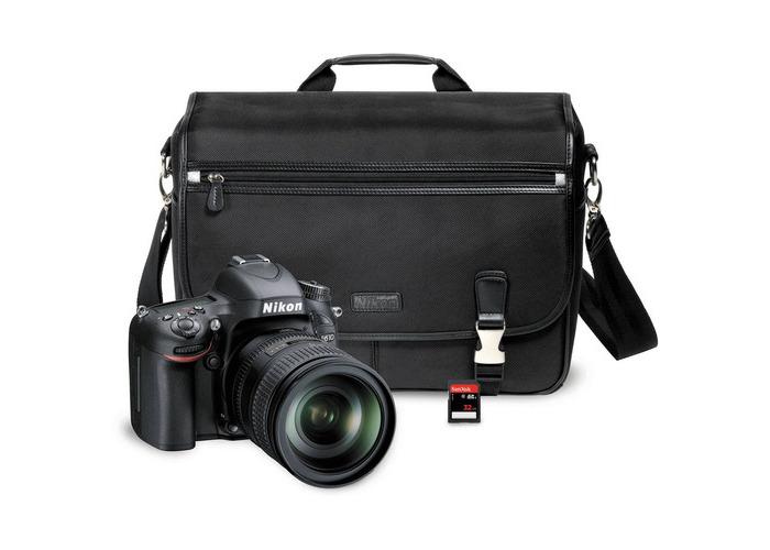 Nikon D610 DSLR Camera with 28-300mm Lens - 1