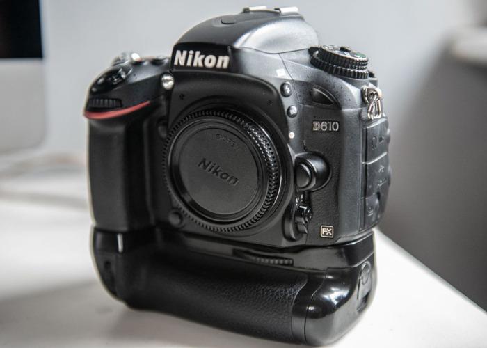 Nikon D610 Wide and Medium Zoom Lens Package 16-35 & 24-70  - 1