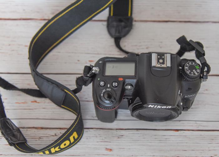 Nikon D7000 - 2