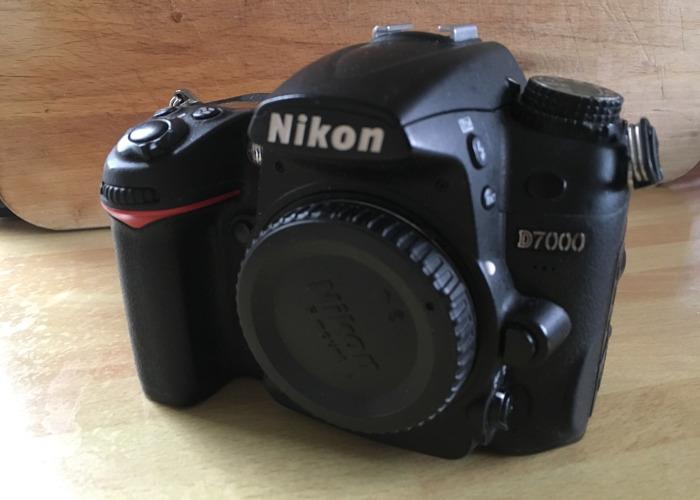 Nikon D7000 - 1
