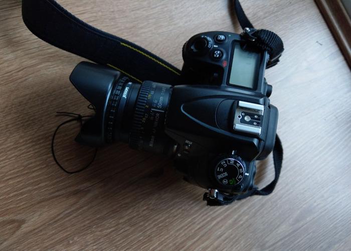 Nikon D7000 Body - 1