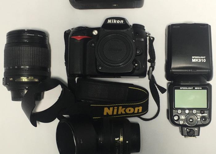 Nikon D7000 with Kit - 1