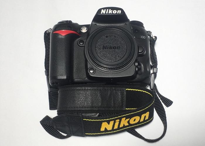 Nikon D7000 with Kit - 2