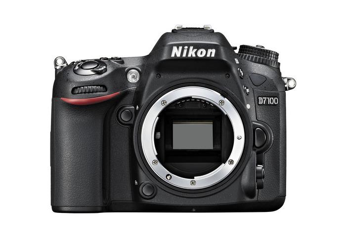 Nikon D7100 DSLR Camera (Body Only) - 1