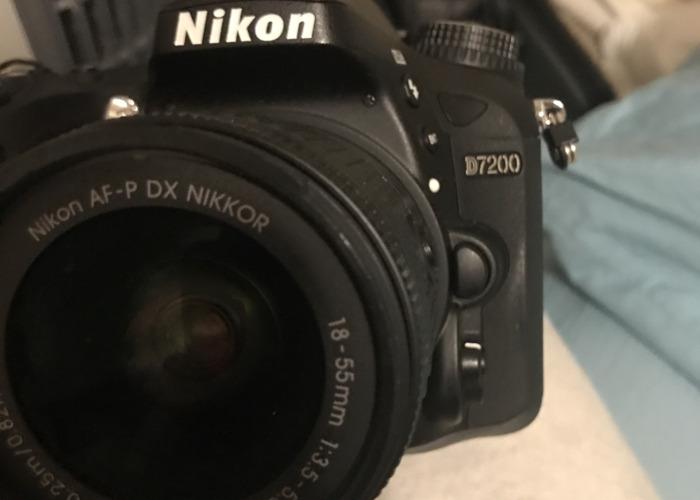 Nikon d7200 - 1