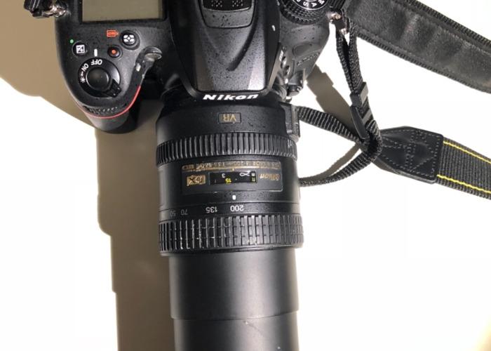 Nikon D7200 Kit AF-S 18-200mm VR II Lens - 2