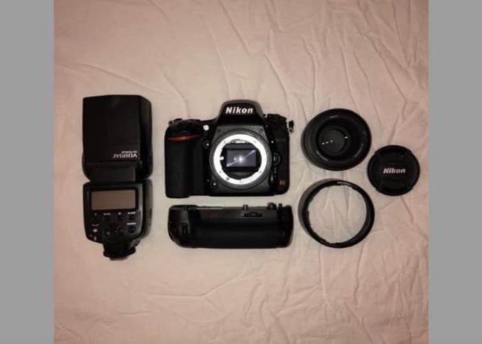 Nikon d750 - 2