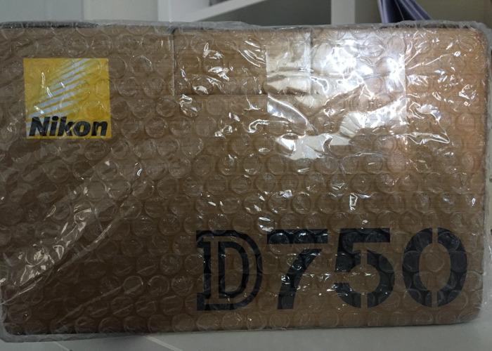 Nikon D750 kit - 1