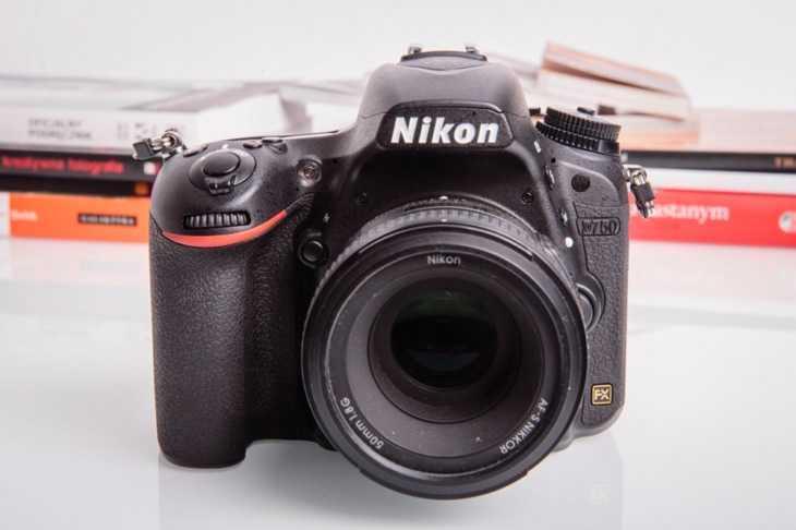 Nikon D750 Camera - 1