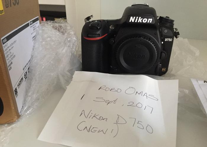 Nikon D750 kit - 2