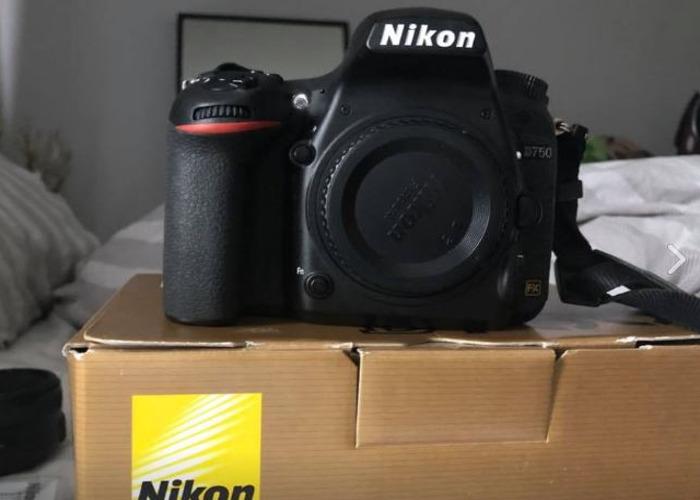 Nikon D750 - 1