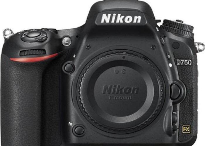 Nikon D750 Body  - 1