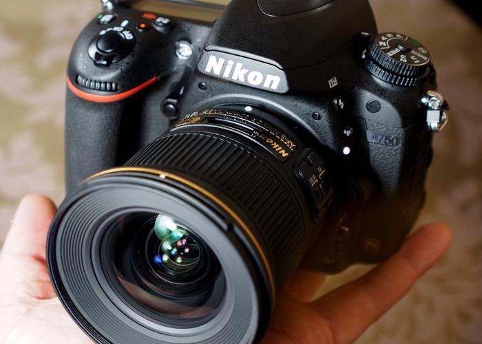 Nikon D750 (Body Only) - 1