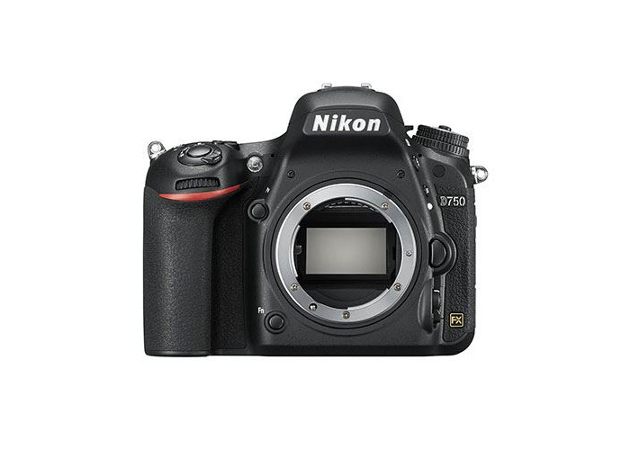 Nikon D750 Digital SLR Camera Body - 1