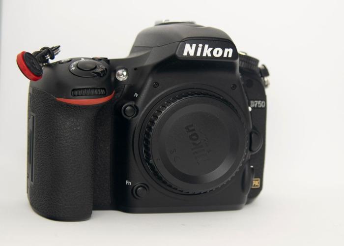 Nikon D750 DSLR - 1