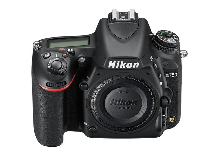 Nikon D750 DSLR Camera (Body Only) - 2