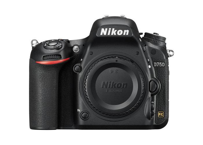 Nikon D750 DSLR Camera (Body Only) - 1