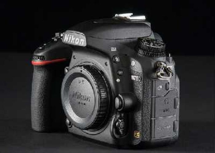 Rent Nikon D750 full frame in London
