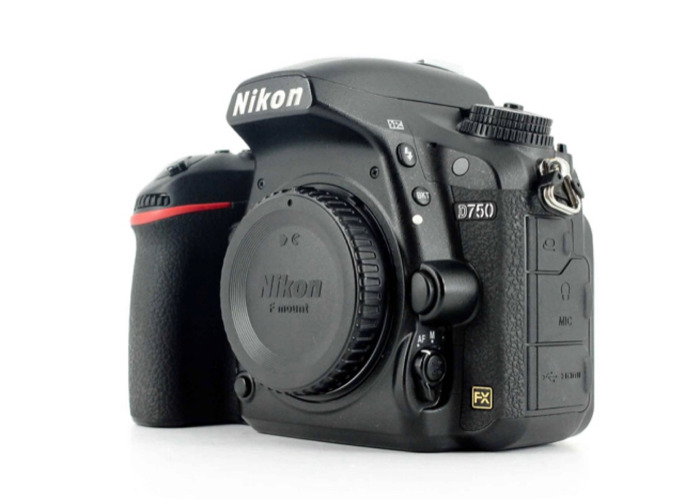 Nikon D750 full frame - 1