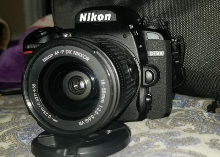 NIKON D7500 - 2