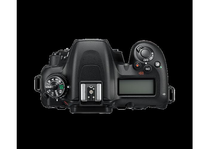 Nikon D7500 with 18-140mm f3.5-5.6G ED VR AF-S DX Zoom Nikkor Lens Kit - 2